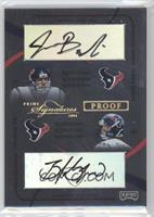Rookies - B.J. Symons, Jason Babin /50