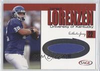 Jared Lorenzen /99