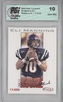Eli Manning /3200 [ENCASED]