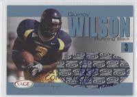 Quincy Wilson /45
