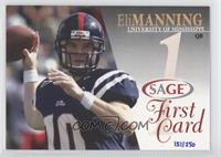 Eli Manning /250