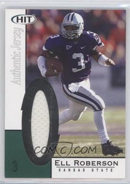 2004 SAGE Hit [???] #JER - Eli Roberson