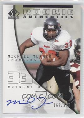 2004 SP Authentic #160 - Michael Turner /990