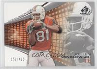 Kellen Winslow Jr. /425