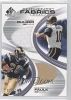Marc Bulger, Marshall Faulk /100