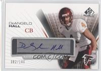 DeAngelo Hall /100
