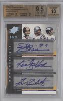Fred Taylor /25 [BGS 9.5]