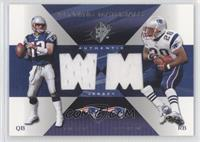 Tom Brady, Corey Dillon