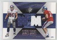 Jeremy Shockey, Kurt Warner