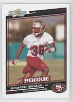 Rookies - Shawntae Spencer /8