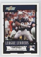 League Leaders - Tom Brady