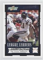 League Leaders - LaDainian Tomlinson /625