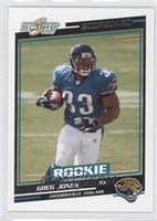 Rookies - Greg Jones /625