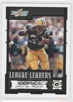 League Leaders - Ahman Green