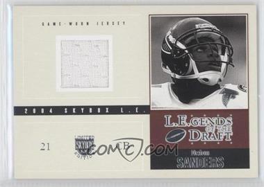 2004 Skybox L.E. [???] #LD-DS - Deion Sanders /89