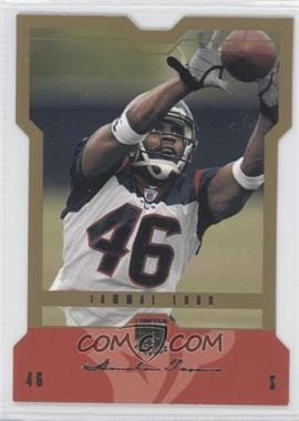 2004 Skybox L.E. Gold Border #136 - Jammal Lord /150