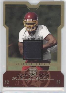 2004 Skybox L.E. Gold Patches [Memorabilia] #24 - Clinton Portis /50