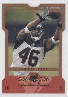 2004 Skybox L.E. #136 - Jammal Lord /99