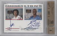 Larry Fitzgerald, Roy Williams [BGS 10]
