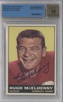 Hugh McElhenny (1961 Topps) [BGS AUTHENTIC]