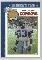 Tony Dorsett /99