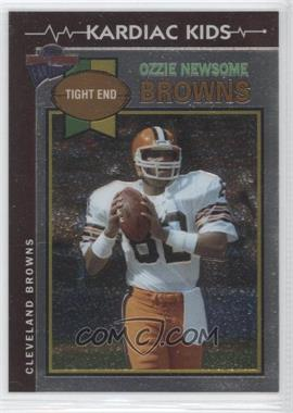 2004 Topps All-Time Fan Favorites Chrome #70 - Ozzie Newsome /499