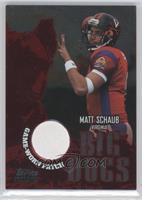 Matt Schaub #13/100