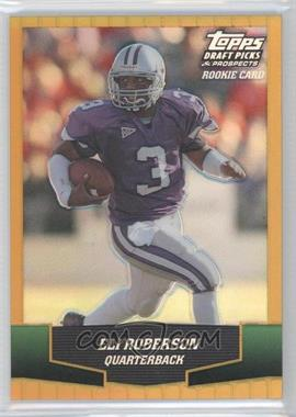 2004 Topps Draft Picks & Prospects Chrome Gold Refractor #152 - Eli Roberson