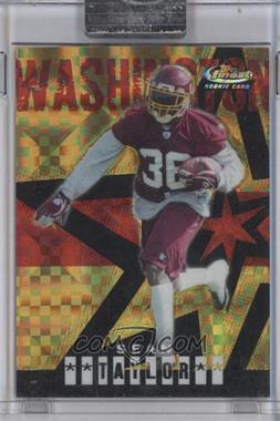 2004 Topps Finest Box Topper [Base] Uncirculated Gold X-Fractor #65 - Sean Taylor /150