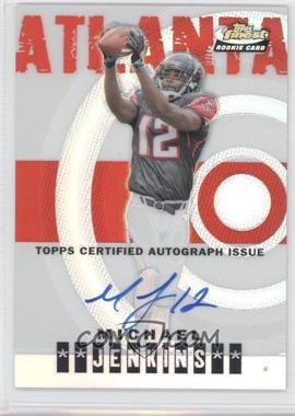 2004 Topps Finest Refractor #122 - Michael Jenkins /199