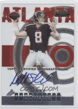 2004 Topps Finest #132 - Matt Schaub /999