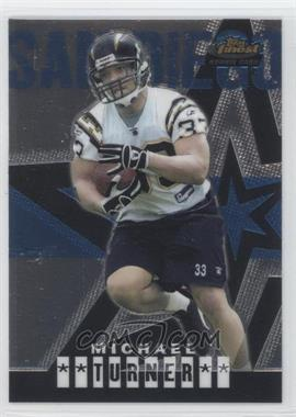 2004 Topps Finest #62 - Michael Turner