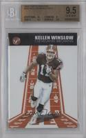 Kellen Winslow Jr. [BGS 9.5]