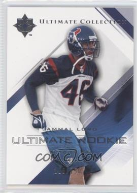 2004 Ultimate Collection [???] #77 - Jammal Lord /750