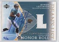 Byron Leftwich /12