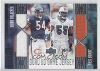 Junior Seau, Brian Urlacher