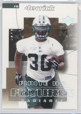 2004 Upper Deck Finite HG [???] #205 - Derrick Ward /15