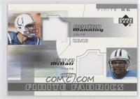Peyton Manning, Steve McNair