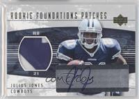 Julius Jones /25