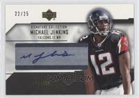 Michael Jenkins /25