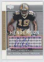 Devery Henderson