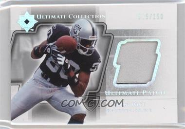 2004 Upper Deck Ultimate Collection - Ultimate Patch #UP-JR - Jerry Rice /150