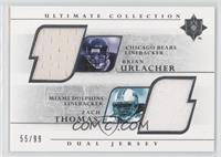 Brian Urlacher, Zach Thomas /99