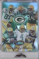 Green Bay Packers Team /2500 [ENCASED]