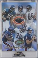 Chicago Bears Team [ENCASED]