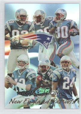 2004 eTopps #3 - New England Patriots Team /2500