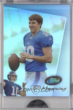 2004 eTopps #44 - Eli Manning /3750
