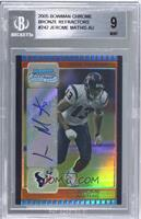 Jerome Mathis /50 [BGS 9]