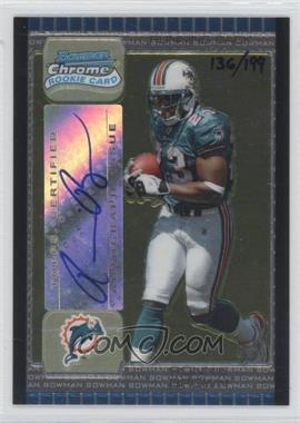 2005 Bowman Chrome #226 - Ronnie Brown /199