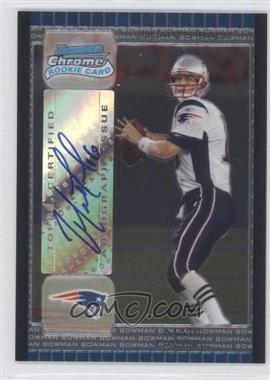 2005 Bowman Chrome #249 - Matt Cassel